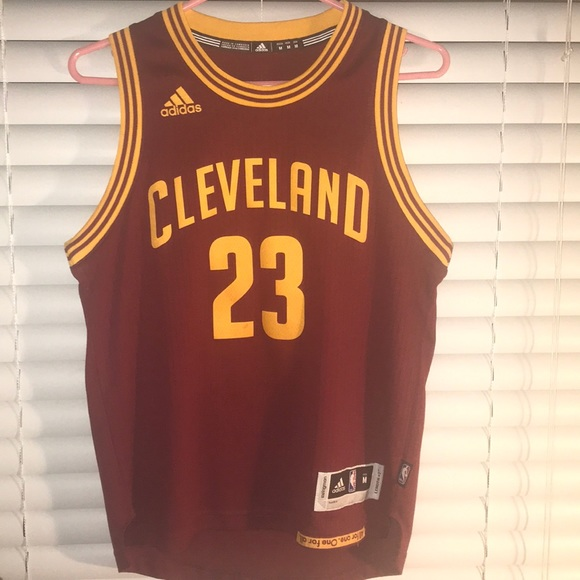 low priced 2dc97 1c270 Lebron James Cavs Jersey (Womens)